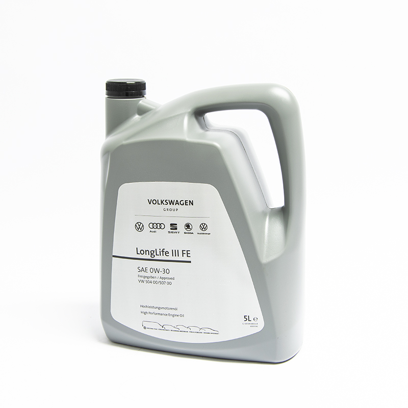 Volkswagen OEM 0W-30 SAE Oil 1
