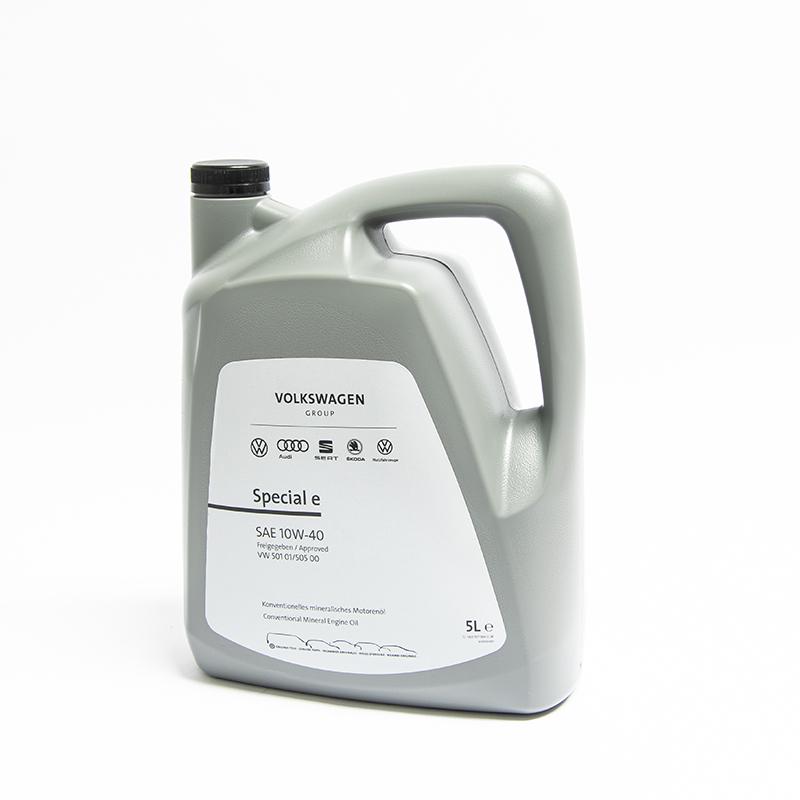 Volkswagen OEM 10-W40 SAE Oil 1