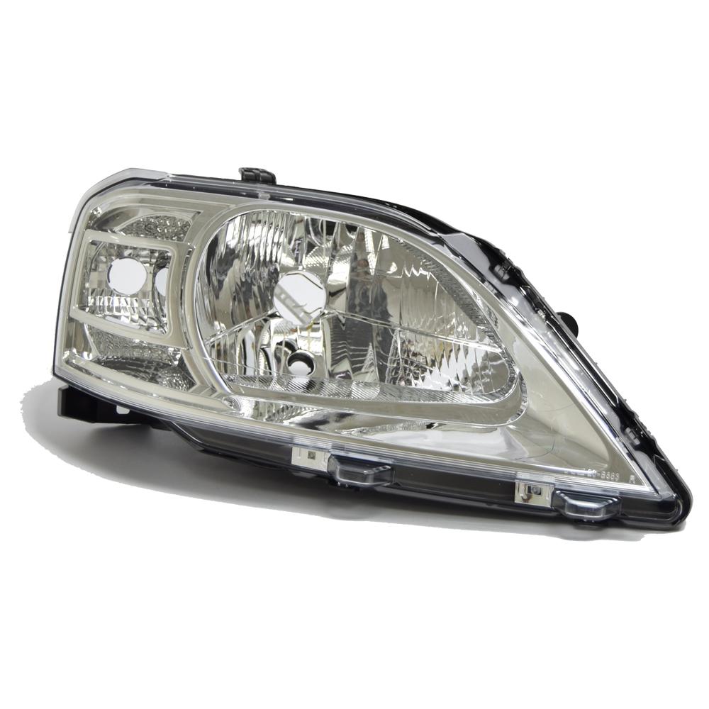 Nissan Np200 Headlight Facelift Chrome 09+ Right 1