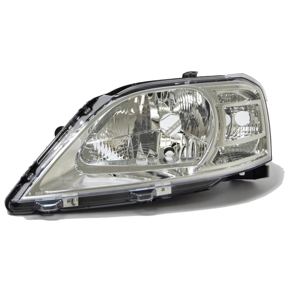 Nissan Np200 Headlight Facelift Chrome 09+ Left 1