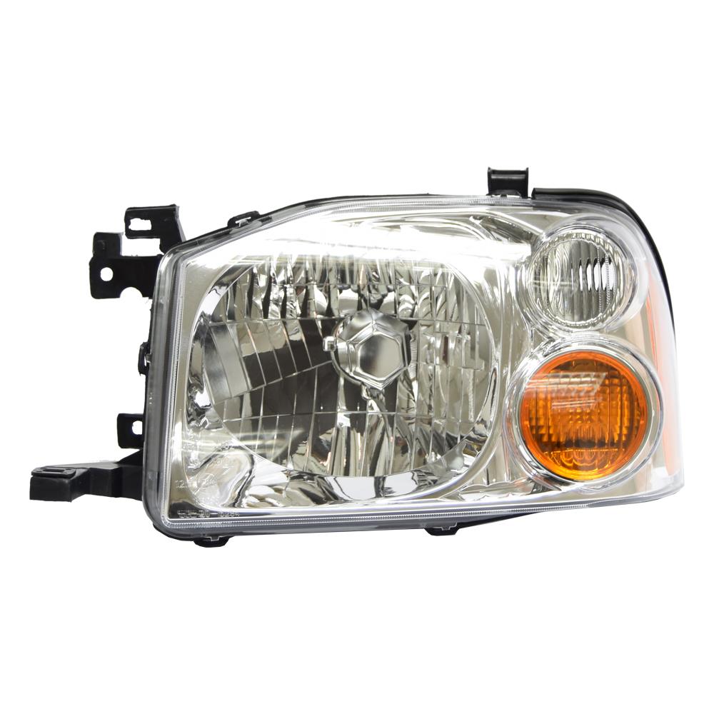 Nissan Np300 Headlight 02+ Left 2