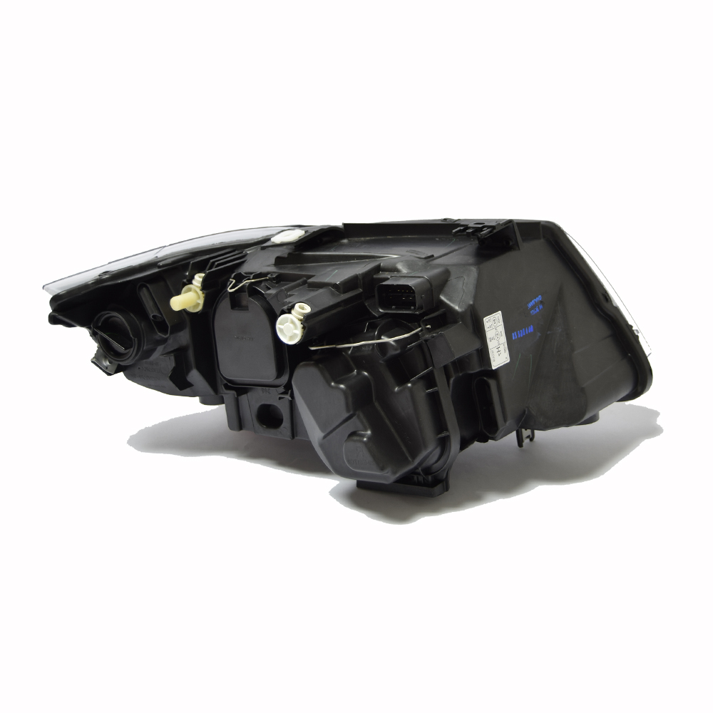 BMW E90 Headlight with Motor Electric Left 09-11 2