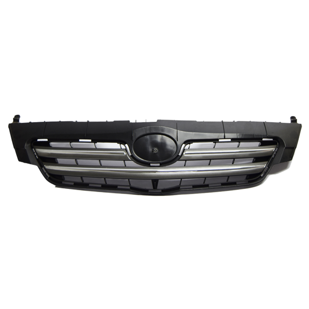 Toyota Corolla 07 Main Grille with Chrome Molding 1