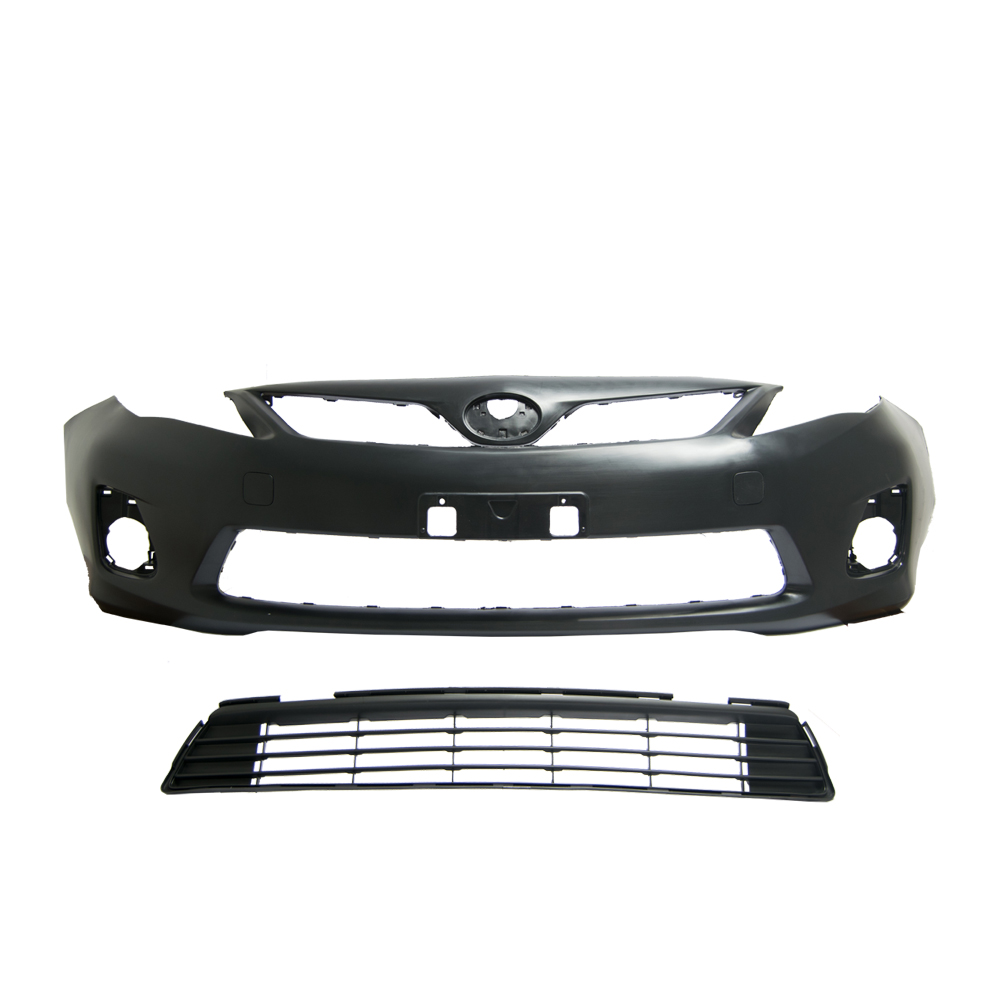 Toyota Corolla 10 Front Bumper With Grille (Quest) 1