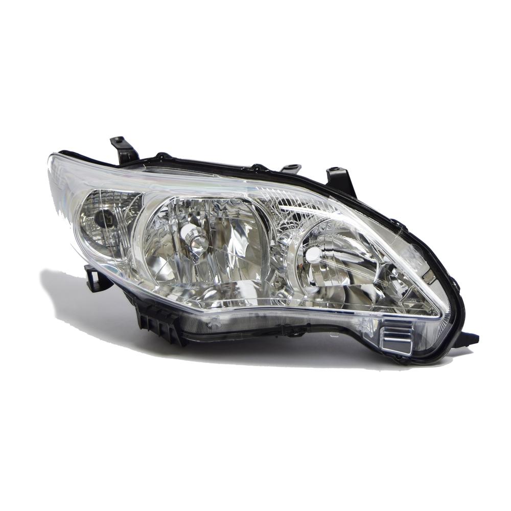 Toyota Corolla 10 Headlight W/Socket + Motor Right 1