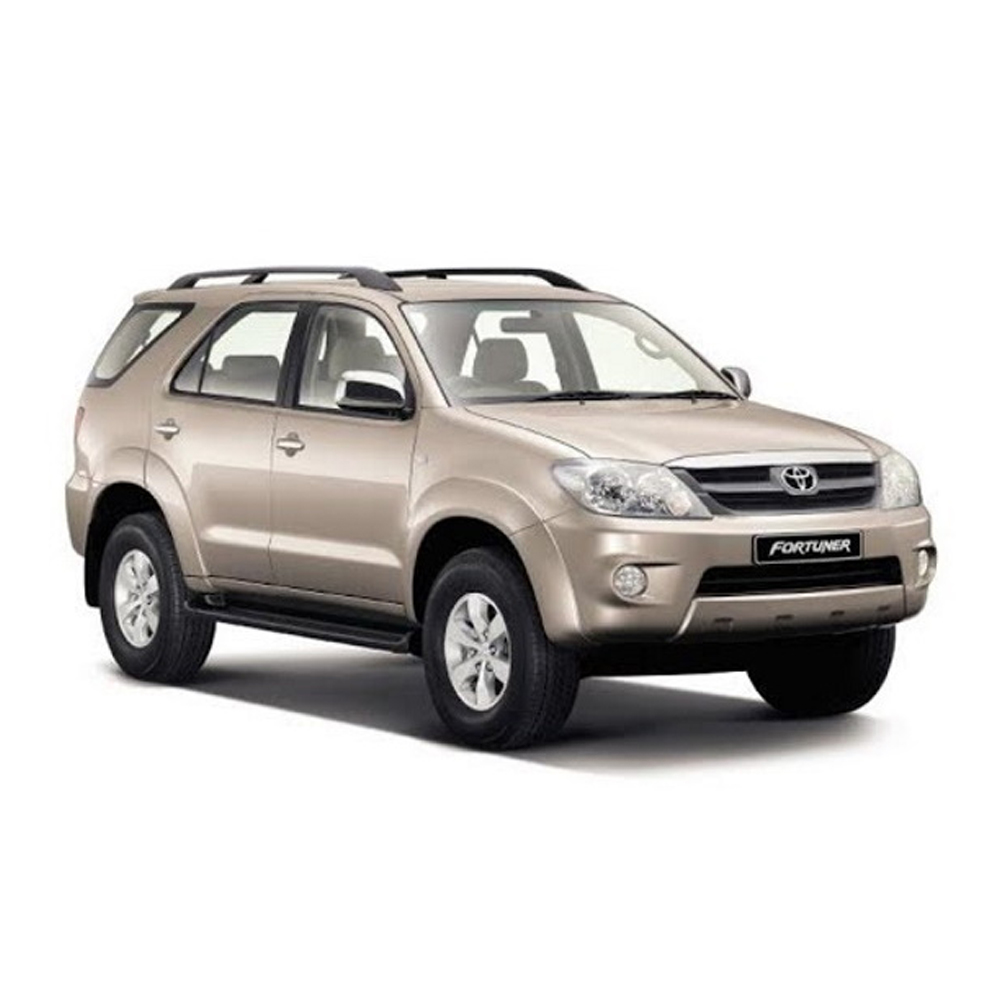 Toyota Fortuner Front Bumper 06-11 1