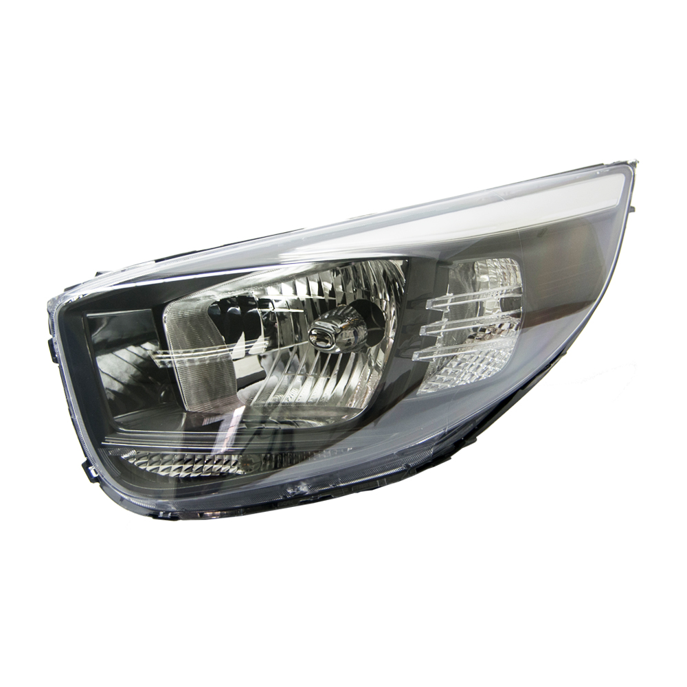 Kia Picanto Headlight with Socket + Motor Left 17+ 1
