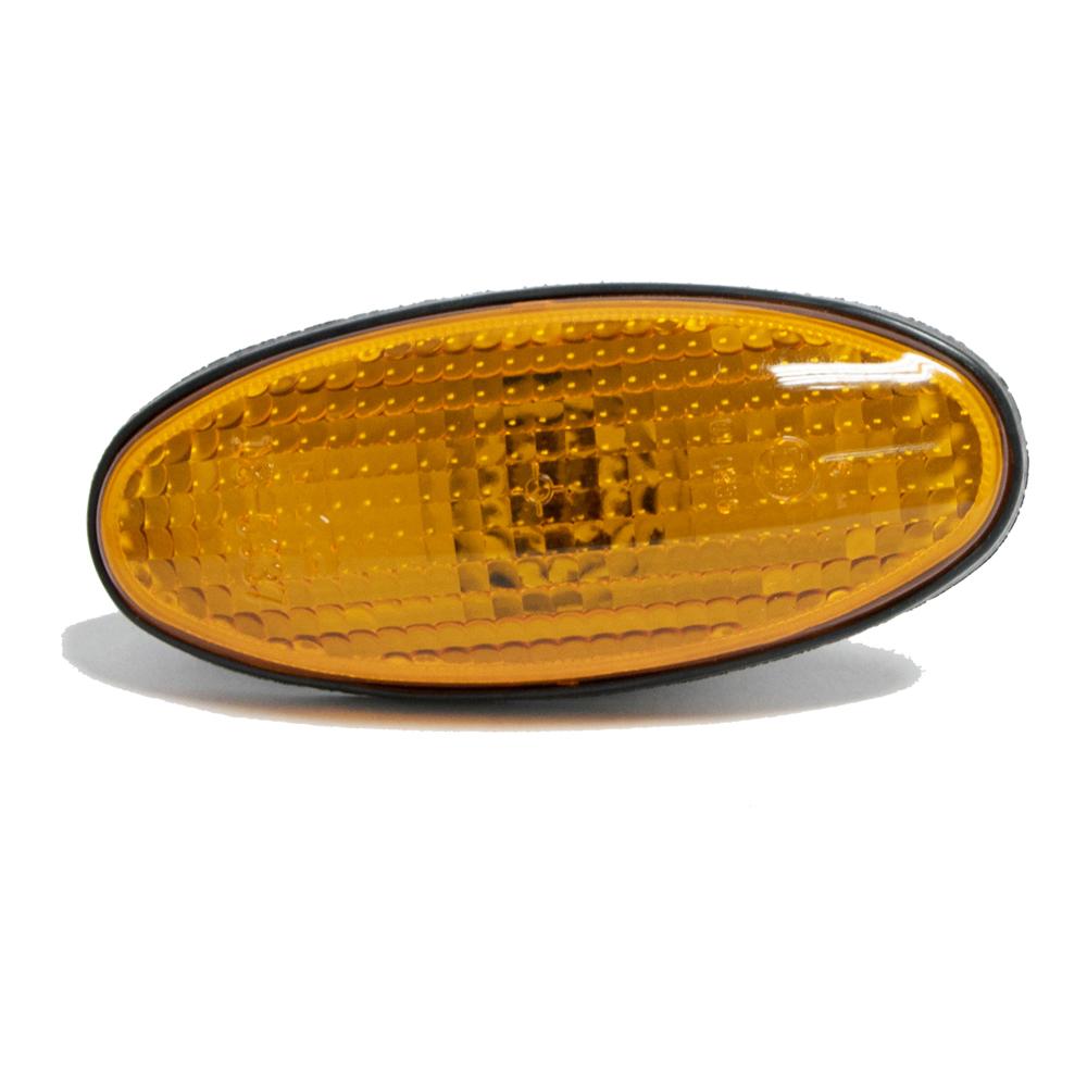 Nissan Np300 Hardbody Side Marker Amber 02- L/R 1