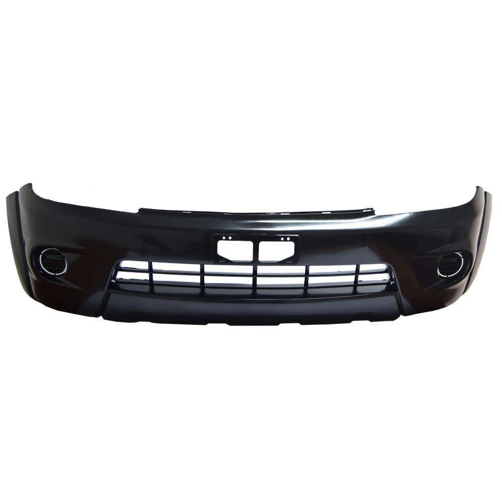 Toyota Fortuner Front Bumper 09-11 (With Arch Moldings) 1