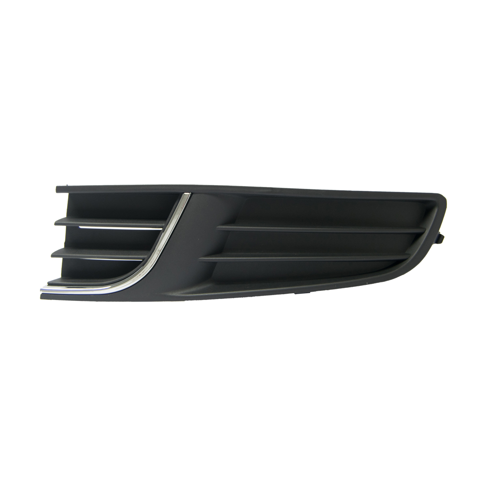 VW Polo Vivo 1 Bumper Grille Left Chrome with out Hole 15/18 1